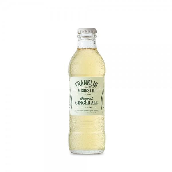 Franklin & Sons Ginger Ale 20cl