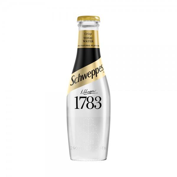 Schweppes 1783 Crisp Tonic Water 20cl