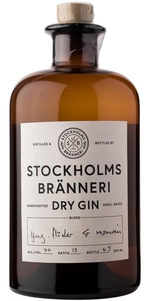 Bränneri Dry Gin 50cl
