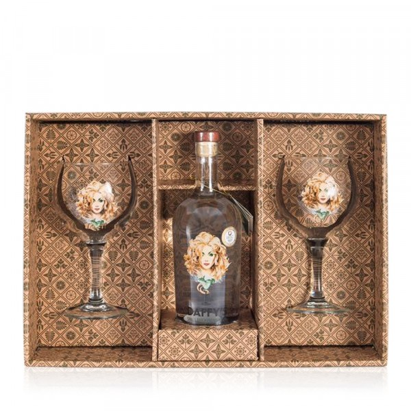 Daffy's 2 Glass Gift Pack