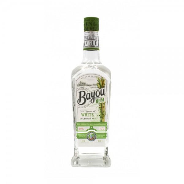 Bayou White Rum 70cl