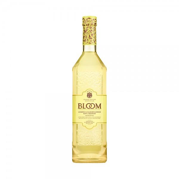 Bloom Lemon & Elderflower Gin Liqueur 70Cl