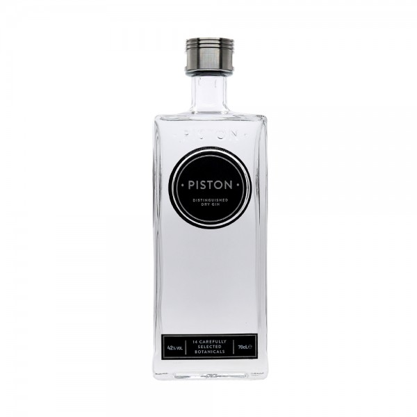 Piston London Dry Gin 70Cl